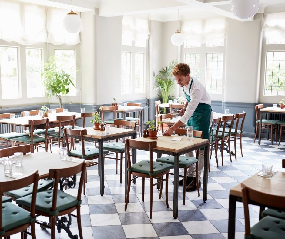 What should restaurants include in local business listings?